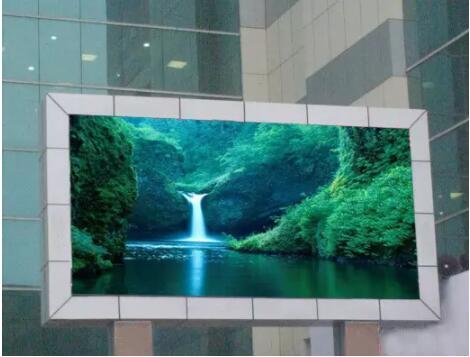 兰州LED显示屏户外安装