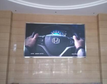 LED大屏幕顯示屏安裝