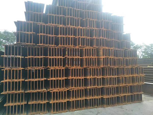 甘肃H型钢市场