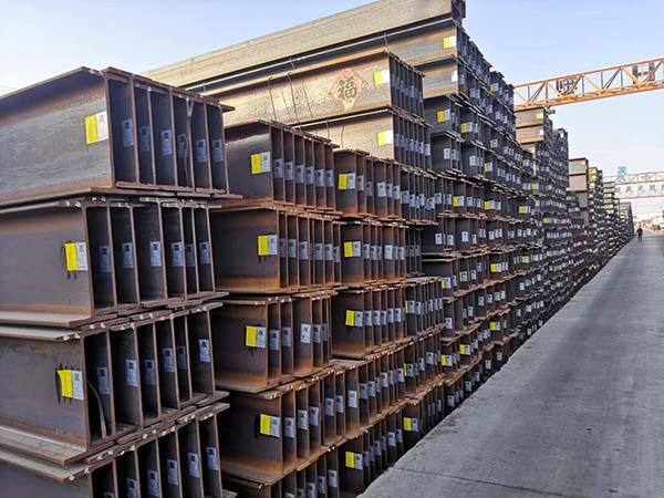 兰州H型钢公司