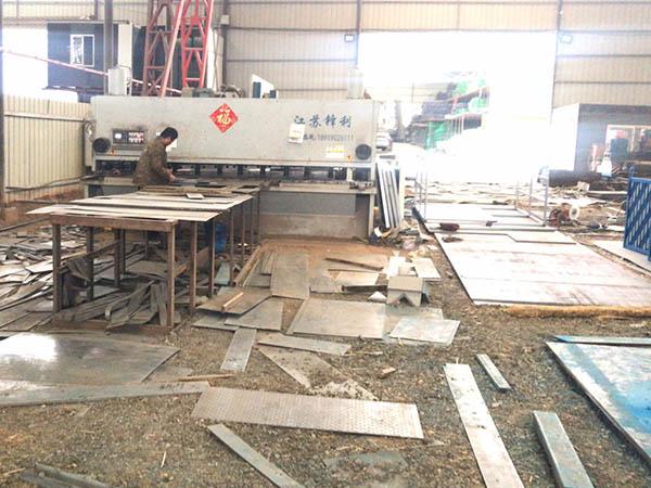 西藏钢材加工