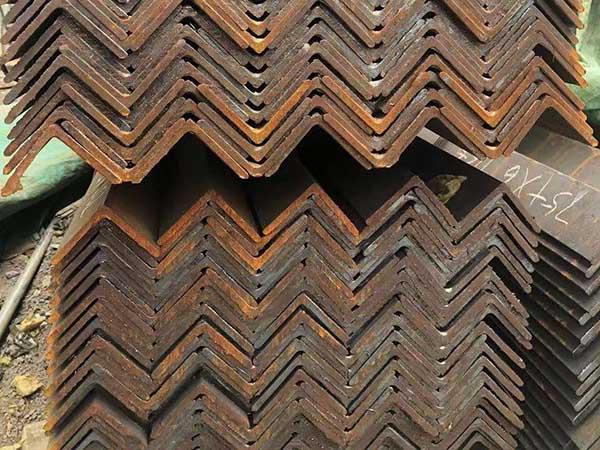 兰州角钢市场