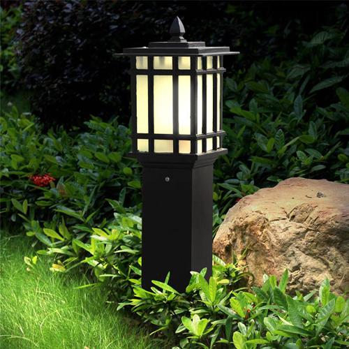 太阳能别墅草坪灯