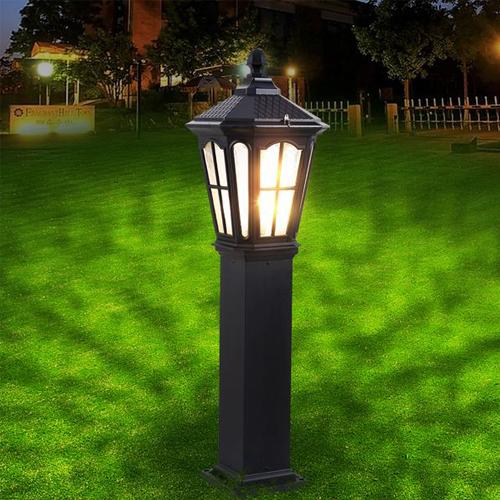 太阳能公园草坪灯