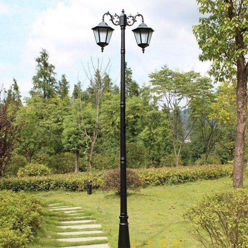 太阳能公园庭院灯