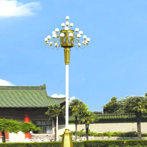 太阳能户外中华灯