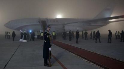 """太阳能路灯厂家分享大雾天""""盲降""""机场,普京专机飞行员:飞行员要专业,机上设备也得好"""