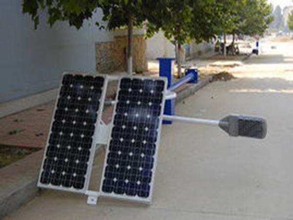 太阳能路灯安装特点以及优势