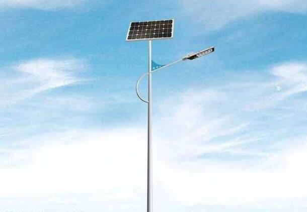 简单说一下led太阳能路灯的优点