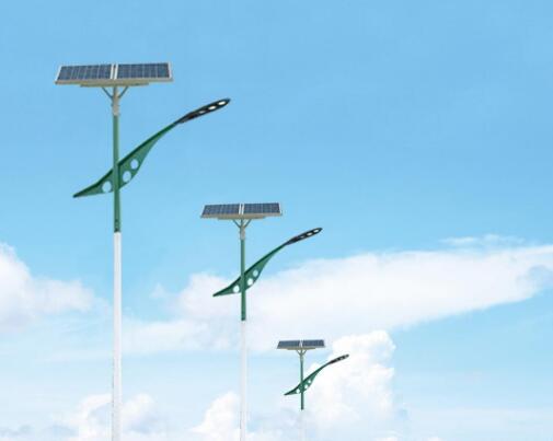 led太阳能路灯优点