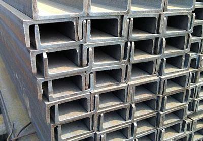 兰州10号镀锌槽钢