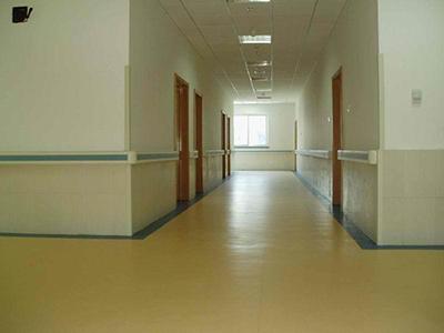 兰州医院专用硅pu地板