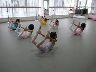 pvc舞蹈运动地板