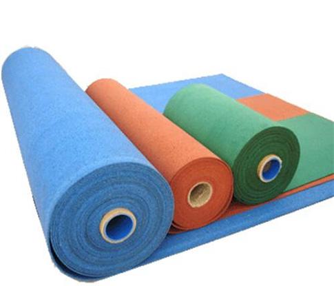 兰州地板厂家为您分享橡胶地砖的介绍以及铺置方法
