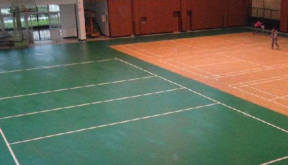 甘肃PVC塑胶运动地板