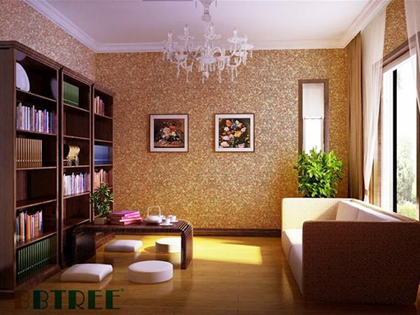 四川墙衣与传统墙面材料区别