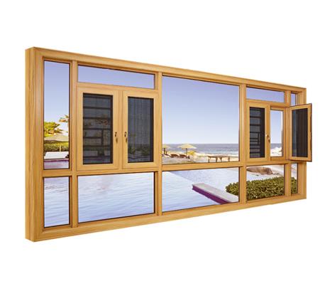 福建断桥平开窗相比钢质防火窗的优势
