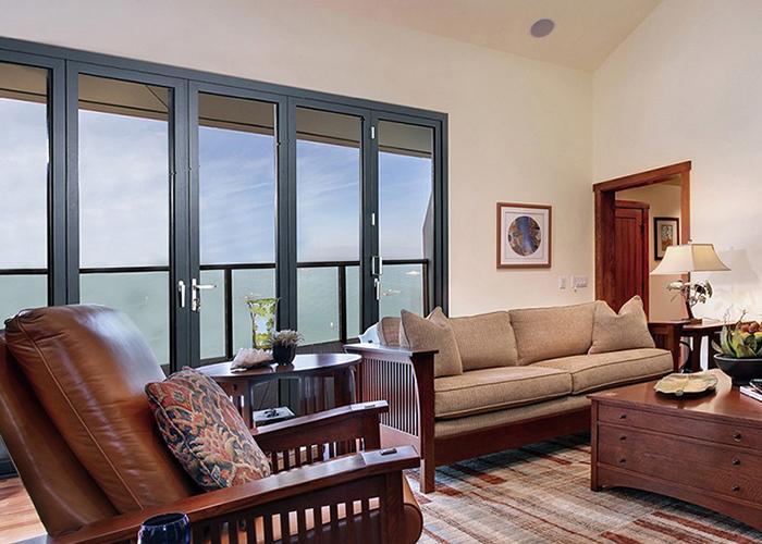 钛镁合金型材门窗在使用中的注意事项