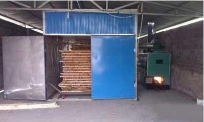 试论冬天使用木材干燥设备优势