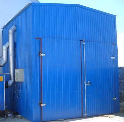 单板烘干机厂家介绍木材专用热风烘干设备