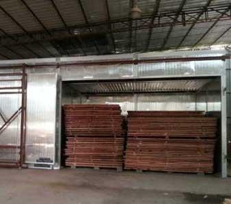 木材干燥机就是能有效去除木材中水分的设备