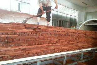 红木真空木材烘干机