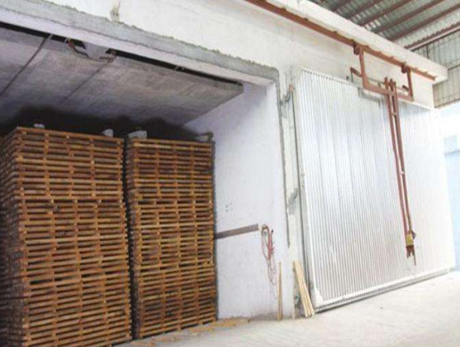 木材隧道烘干機