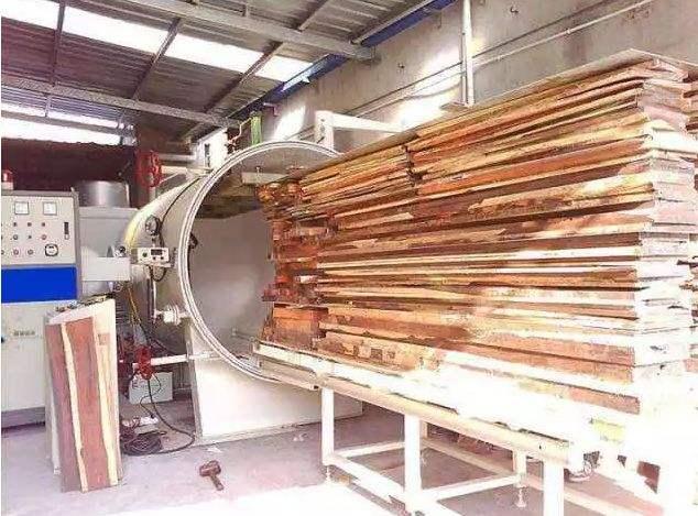 蒸汽木材干燥机