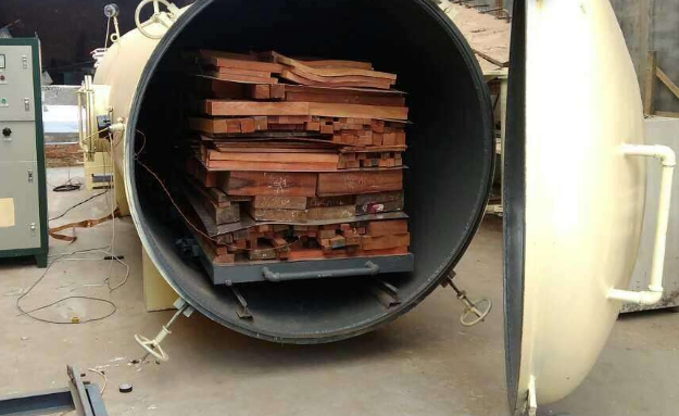 高频木材真空干燥设备