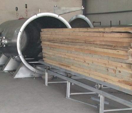 真空高频木材干燥设备
