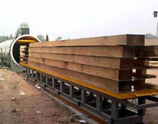 微波箱式木材干燥设备