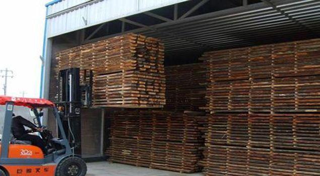 木材高温蒸汽干燥