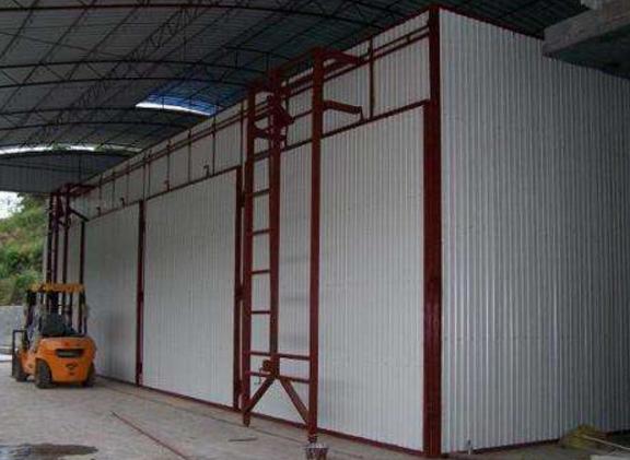 蒸汽式木材干燥设备