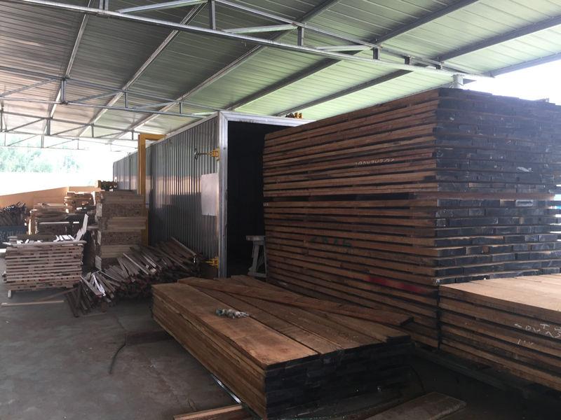 木材干燥机具有较好的耐高温特性