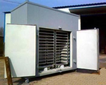 空氣能海產品烘干設備使用工藝技術