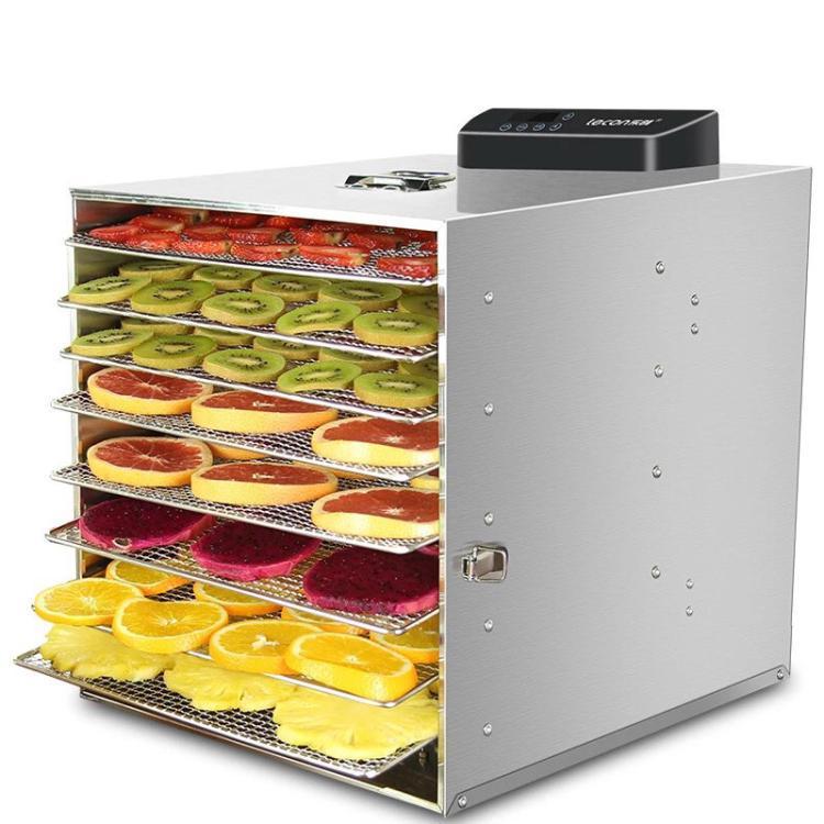 水果烘干機的烘干工藝流程 水果干怎么烘干才不變色
