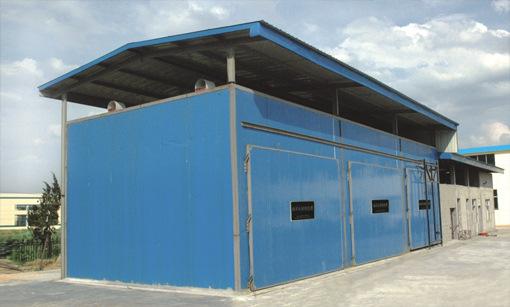 山东木材单板干燥设备