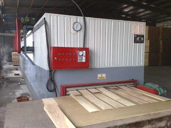 木材干燥设备工作中产生干燥缺陷的情况及相应的原因