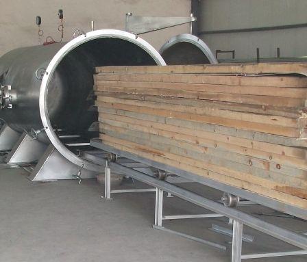 临朐木材真空干燥设备