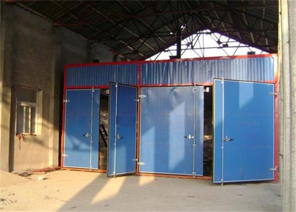 潍坊木材蒸汽干燥设备