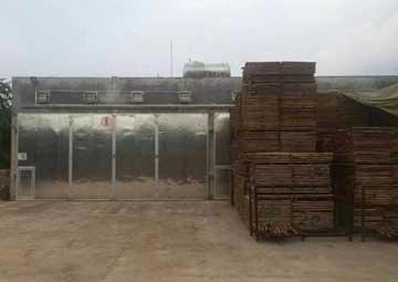 木材干燥机:湿木材有哪些危害呢