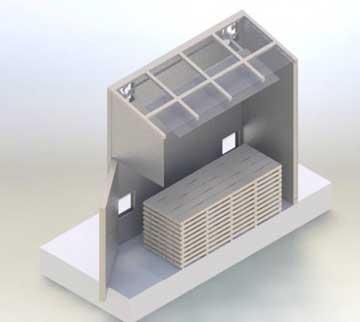 木材干燥设备之烘炉的简单介绍