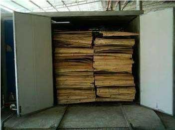 关于木材烘干设备的应用研究介绍