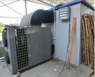木材蒸汽干燥设备