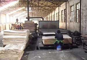 木材烘干机厂家:走近空气能热泵betvictro伟德窑门和窑体