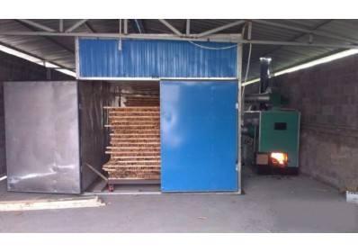 重庆木材烘干机