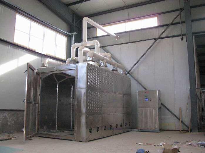 潍坊木材单板烘干机