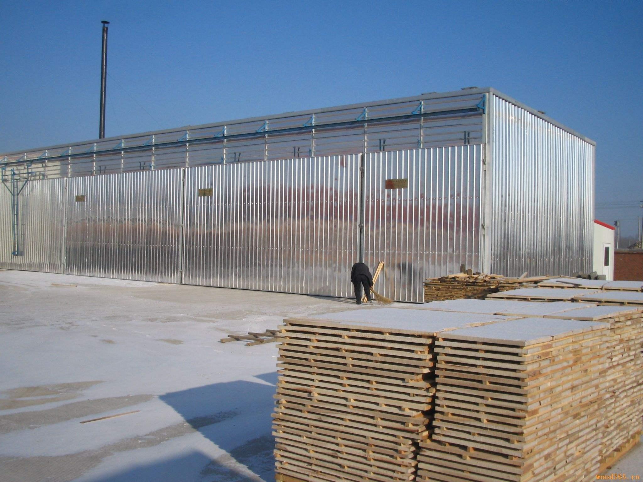 蒸汽加热木材干燥窑六大组成部分