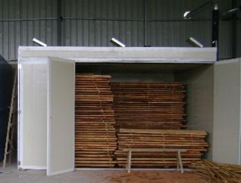 浅析木材烘干机常见毛病及处置办法
