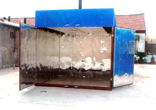 上海红木单板烘干机